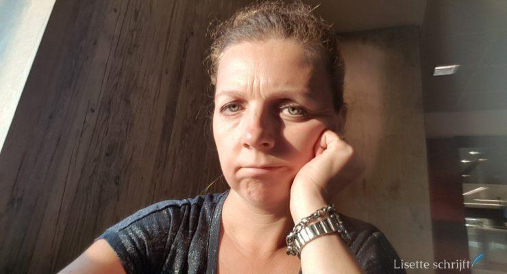 Ik heb last van een after-holiday dip Lisette Schrijft