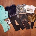 Shoplog meisjeskleding bij TerStal: thema safari