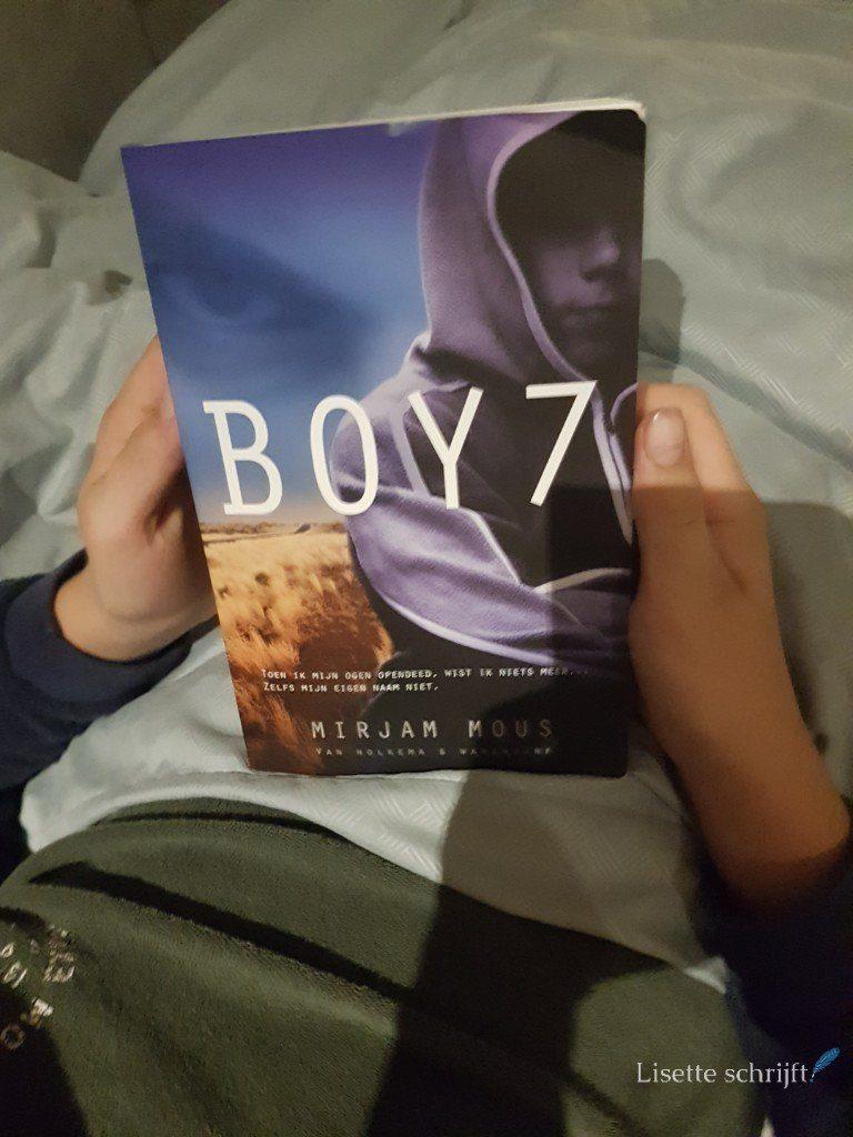 boek boy 7 voor nederlands
