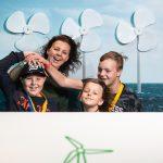 windenergie testen op het generation discover festival