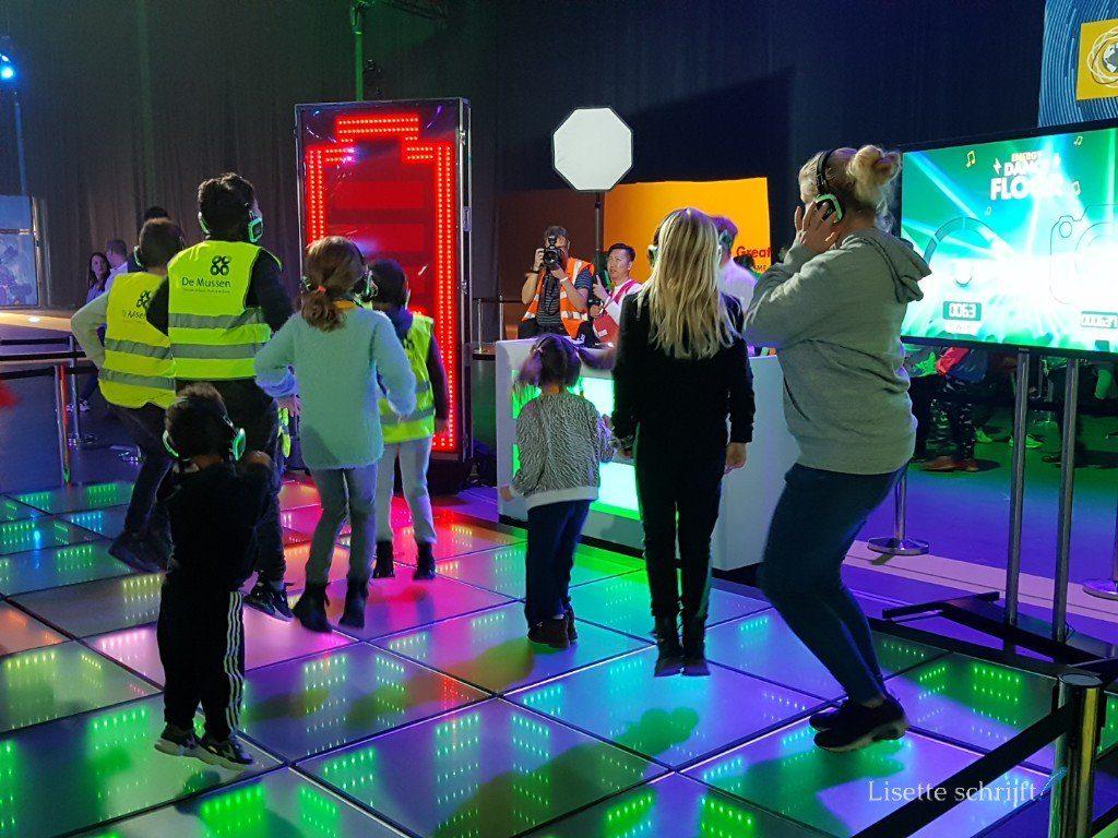 dansen op het generation discover festival