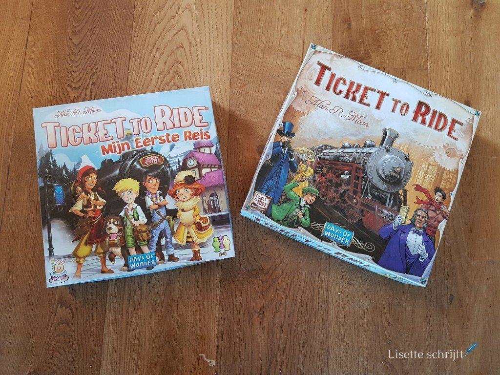 ticket to ride spel