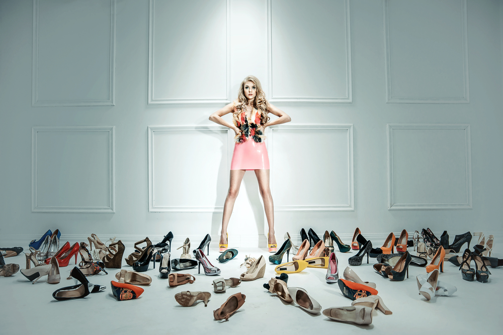 Ik heb wel genoeg schoenen' | Lisette Schrijft