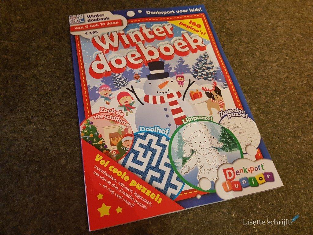 denksport puzzelboek voor kinderen