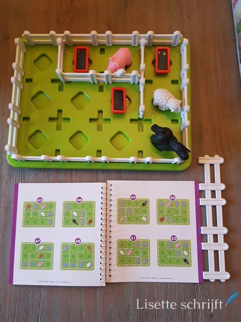 smart farmer van smart games