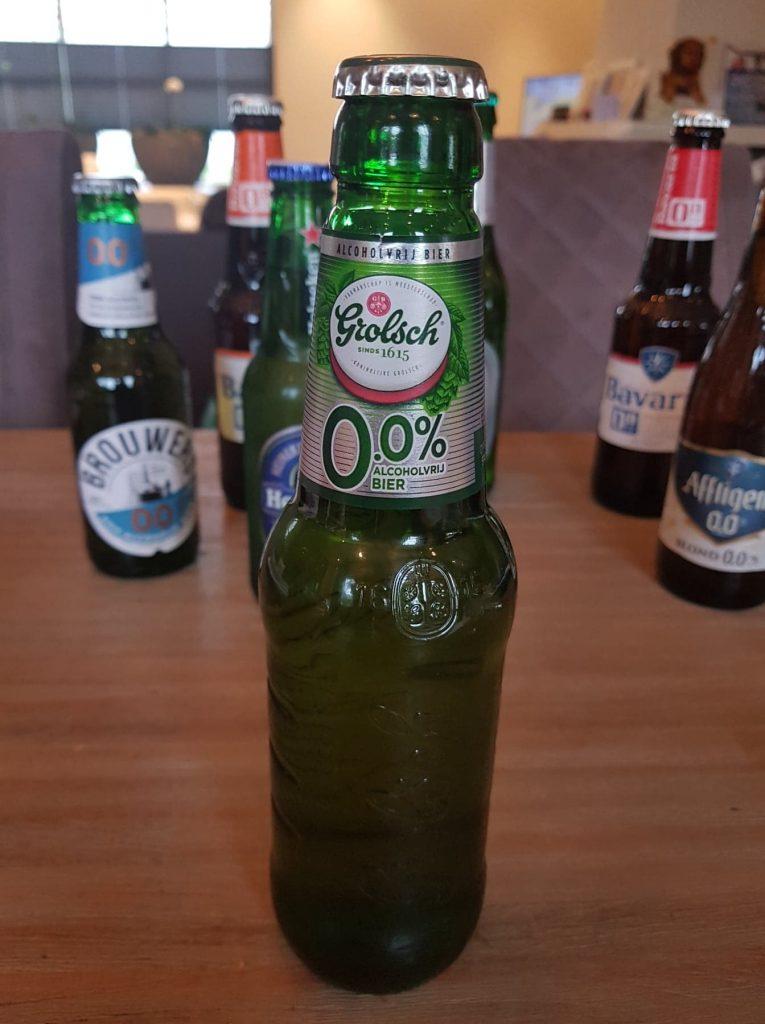 grolsch 0.0 alcoholvrij bier