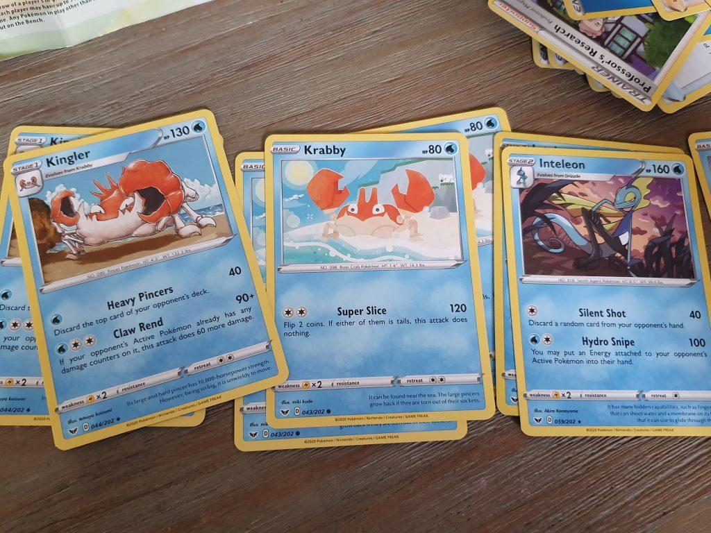 Pokemon Trading Card Game Sword & Shield