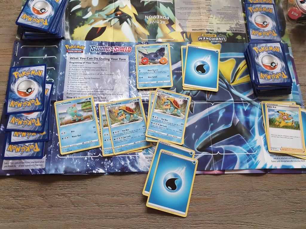 Pokémon trading card game sword & shield