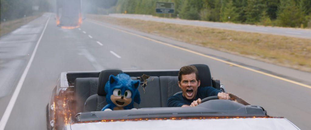 is de film van Sonic leuk