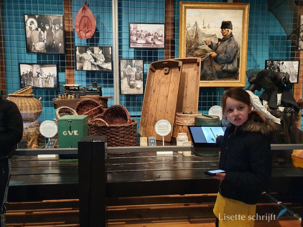 tentoonstelling Zee vol verhalen bij het Zuiderzeemuseum