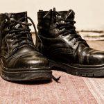 stevige stappers schoenen