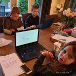 homeschooling bij de loedermoeder