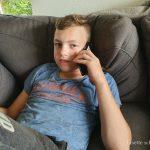 pubers bellen steeds meer