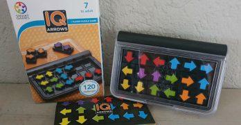 IQ Arrows reisspel smartgames